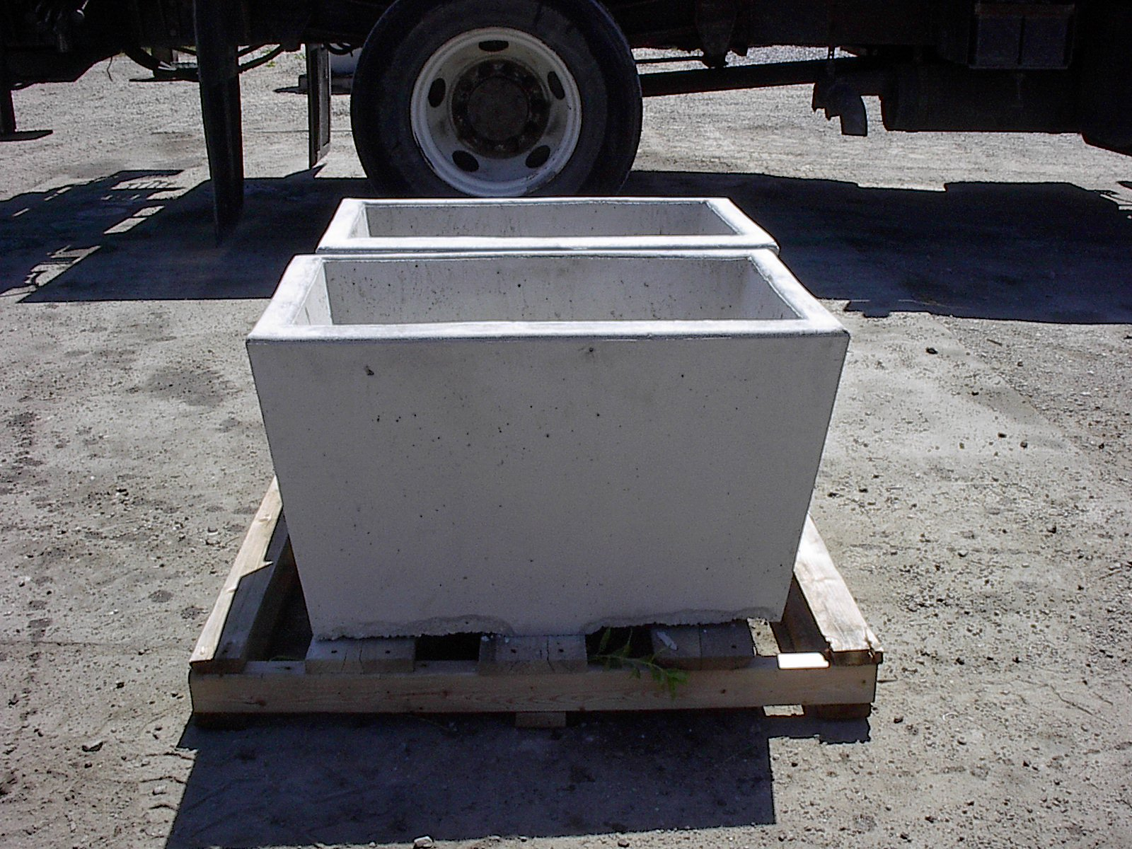 Small Rectangle Planter